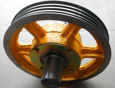 铸铁导向轮