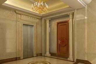 大坪别墅电梯安装