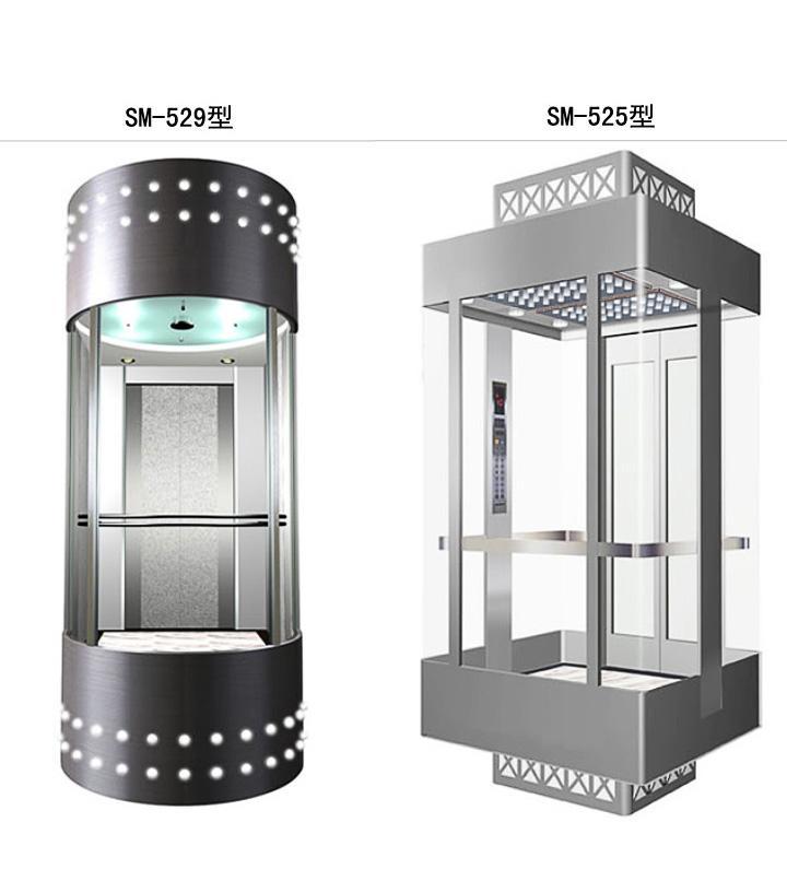 景区观光电梯